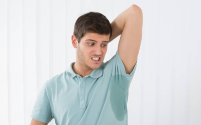 Hyper-hydrosis (Excessive sweating)
