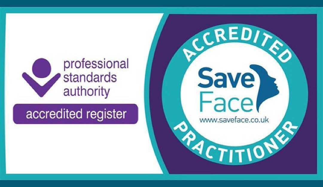 Safe Face accredited practitioner